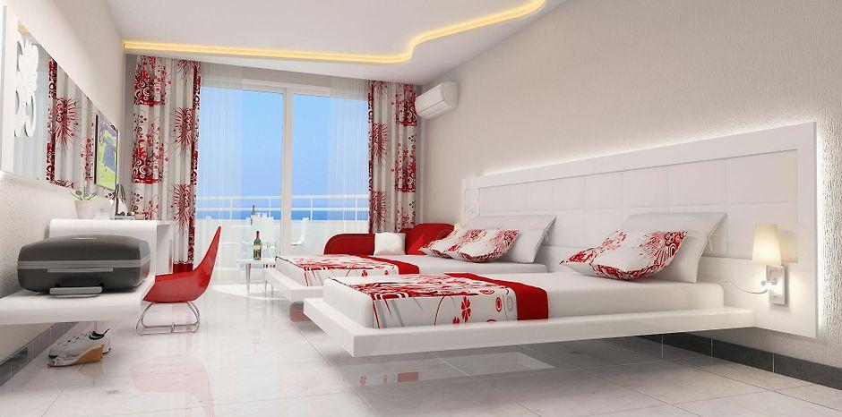LAGUNA BEACH ALYA RESORT & SPA HOTEL - Alanya, Türkei